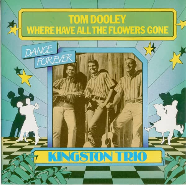 Tom Dooley - Where Have All The Flowers Gone (45rpm, PS)