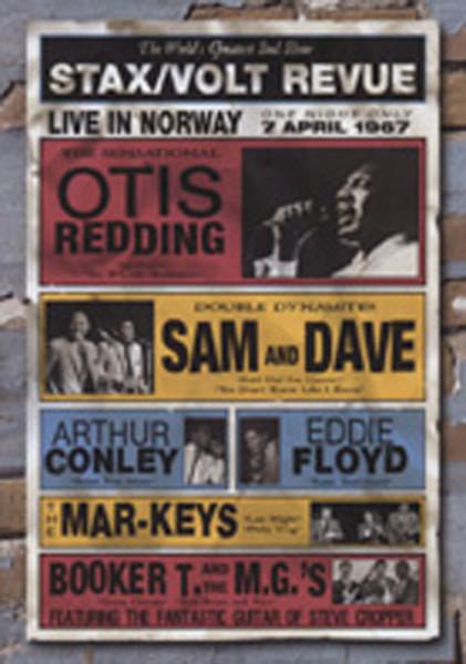 Stax Volt Revue - Live In Norway 1967 (0)