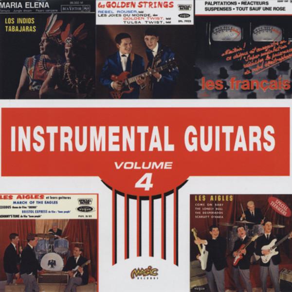 Vol.4, Instrumental Guitars