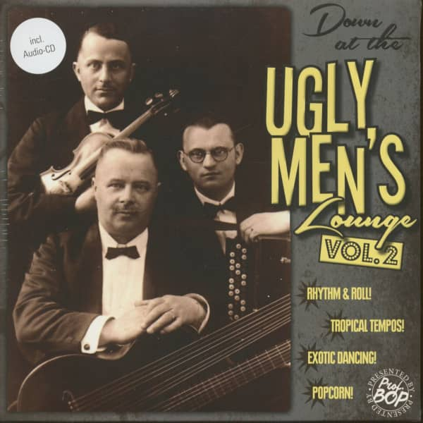 Down At The Ugly Men's Lounge, Vol.2 (LP & CD, 10inch)