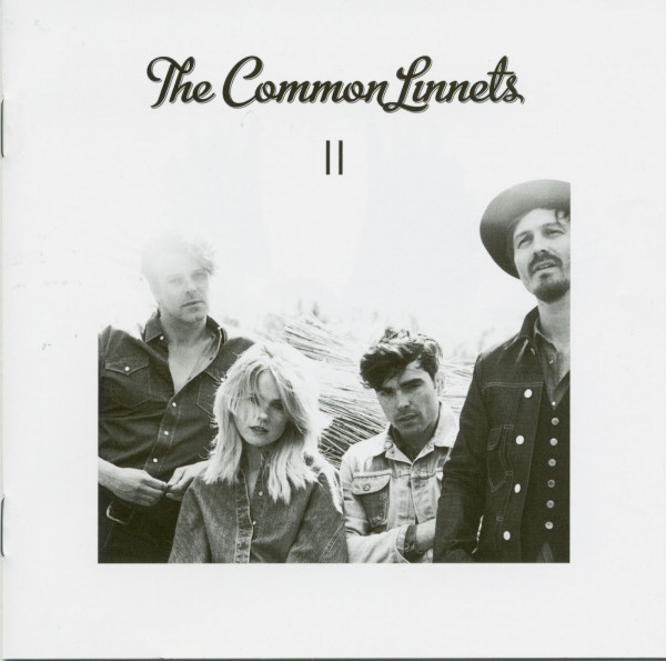 The Common Linnets II (CD)