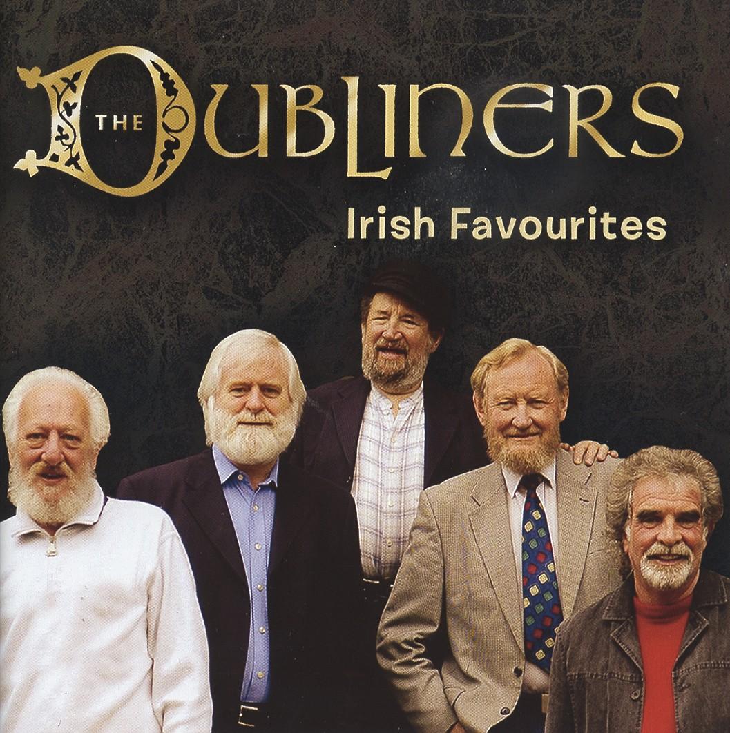 Dubliners Cd Irish Favorites Bear Family Records