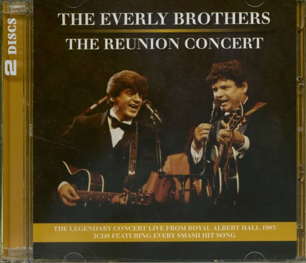 The Reunion Concert (2-CD)
