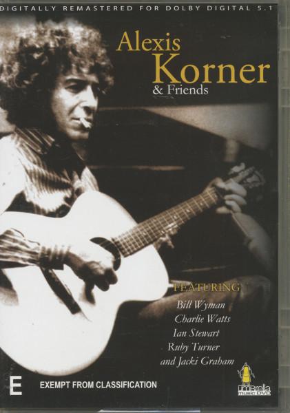 Alexis Korner & Friends (DVD)