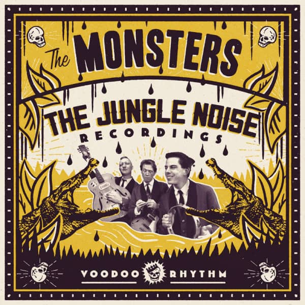 The Jungle Noise Recordings (CD)
