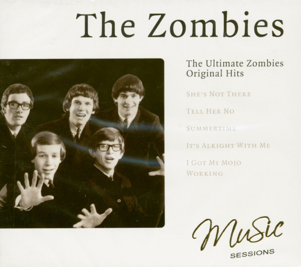 The Ultimate Zombies - Original Hits (CD)