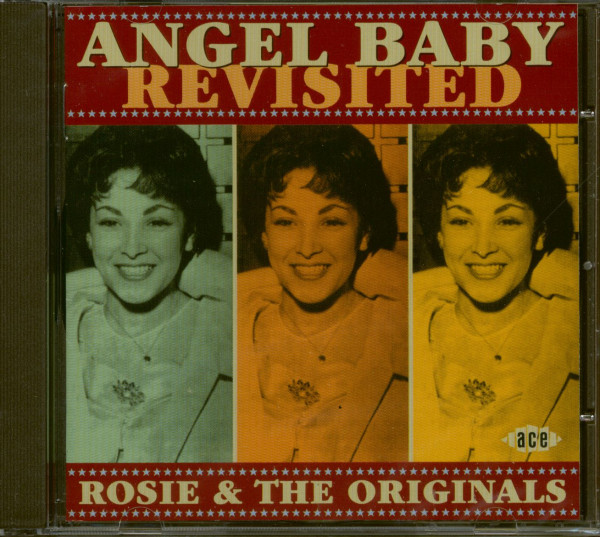 Angel Baby Revisited (CD)