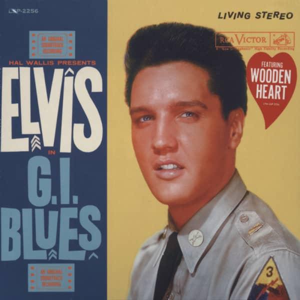 G.I.Blues...plus (2-CD) 7-inch Gatefold Digi