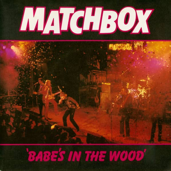 Babe's In The Wood - Tokyo Joe (PS, SC, 45rpm)