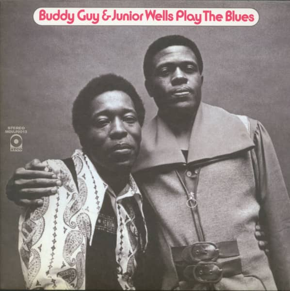Buddy Guy & Junior Wells Play The Blues (LP, 180g Vinyl)
