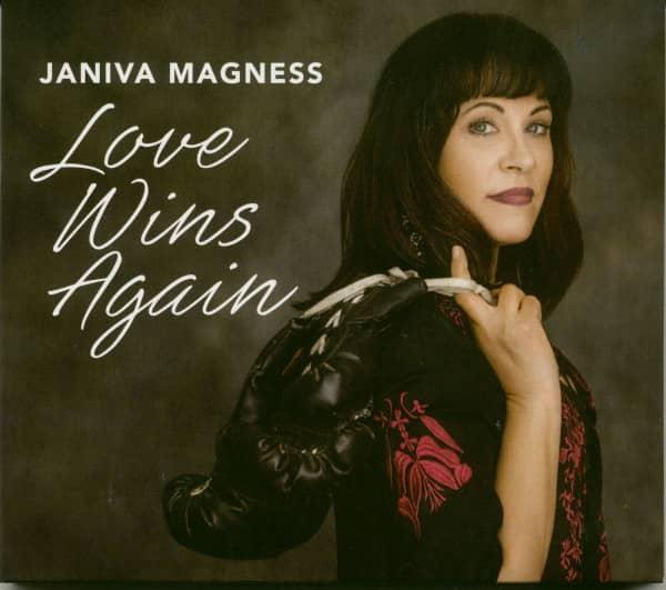 Love Wins Again (CD)
