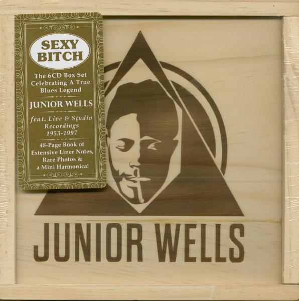 Box Of Blues (6-CD)