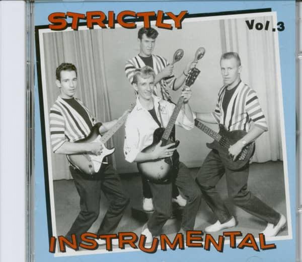 Vol.03, Strictly Instrumental