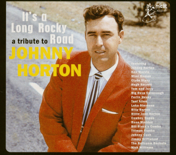 It's A Long Rocky Road - A Tribute To Johnny Horton (CD)