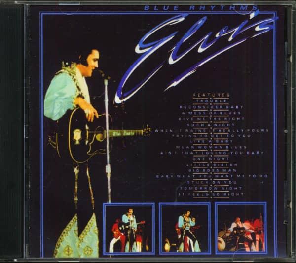 Blue Rhythms (CD)
