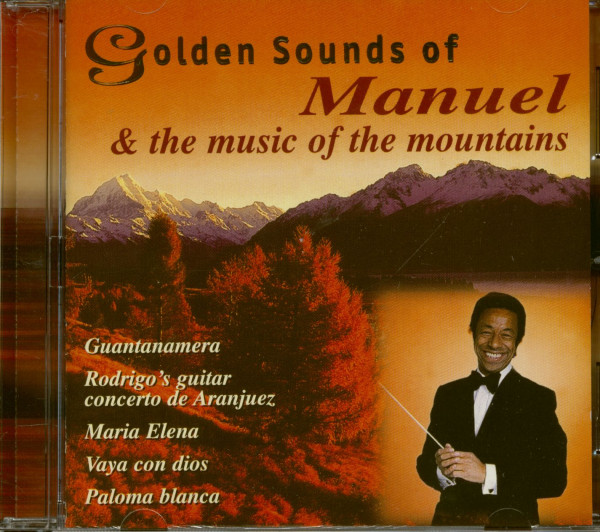 Golden Sounds Of Manuel & The Music Of Mountains (CD)
