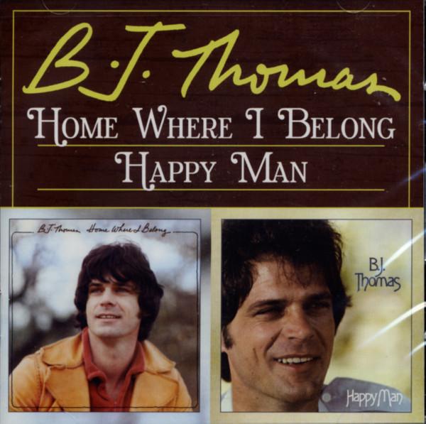 Home Where I Belong - Happy Man