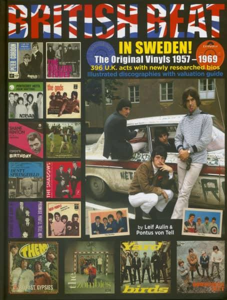 British Beat In Sweden - The Original Vinyls 1957 - 1969