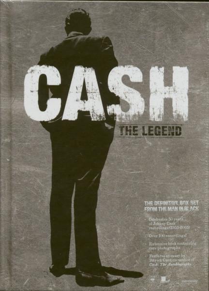 The Legend (4-CD)