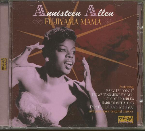 Fujiyama Mama (CD)