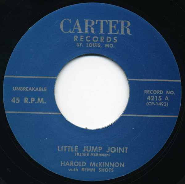 Little Jump Joint b-w You Don't Love Me Baby 7inch, 45rpm