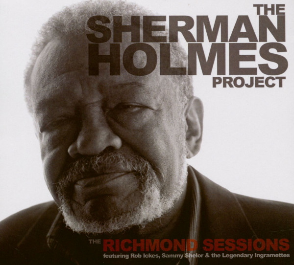 The Sherman Holmes Project - The Richmond Sessions (CD)
