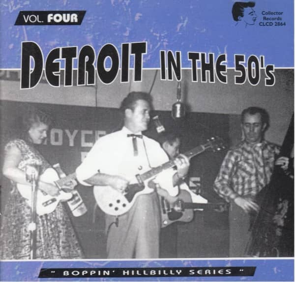 Vol.4, Detroit In The 50s