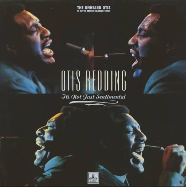 It's Not Just Sentimental - Unheard Otis (LP)