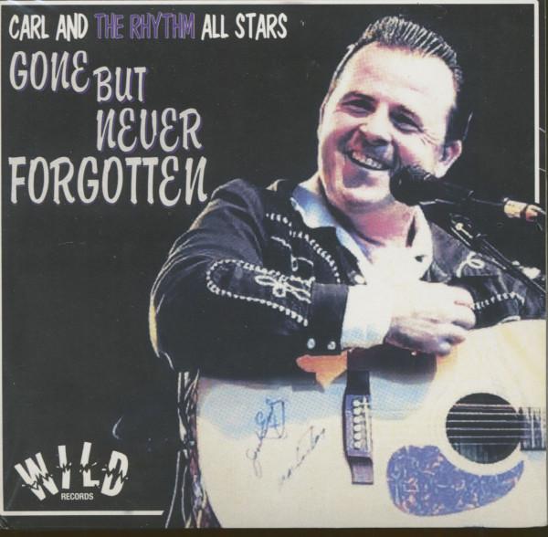 Gone But Never Forgotten (CD)