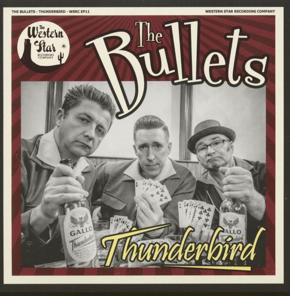 Thunderbird (45rpm, 7inch, EP, PS)