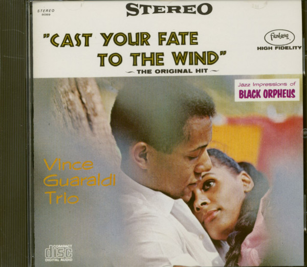 Cast Your Fate To The Wind (CD)