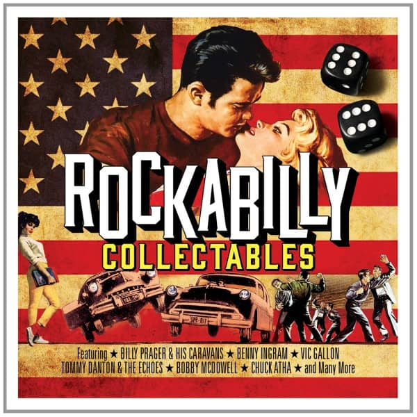 Rockabilly Collectables (3-CD)