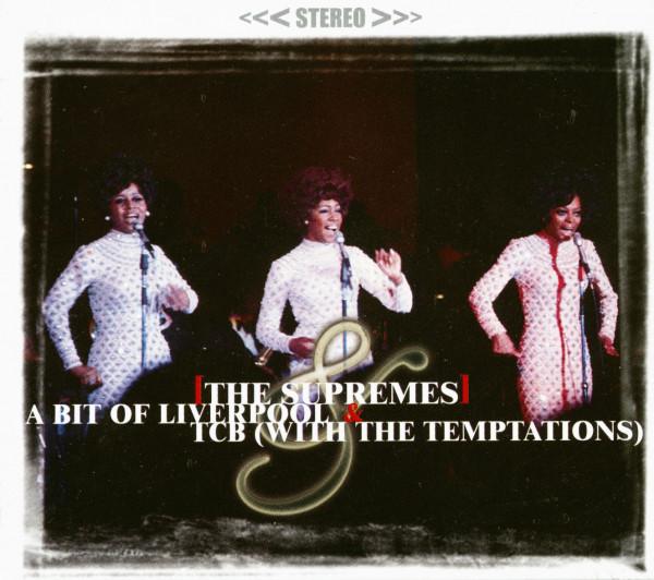 A Bit Of Liverpool - TCB (CD)