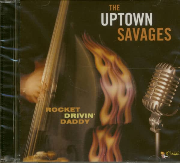 Rocket Drivin' Daddy (CD)