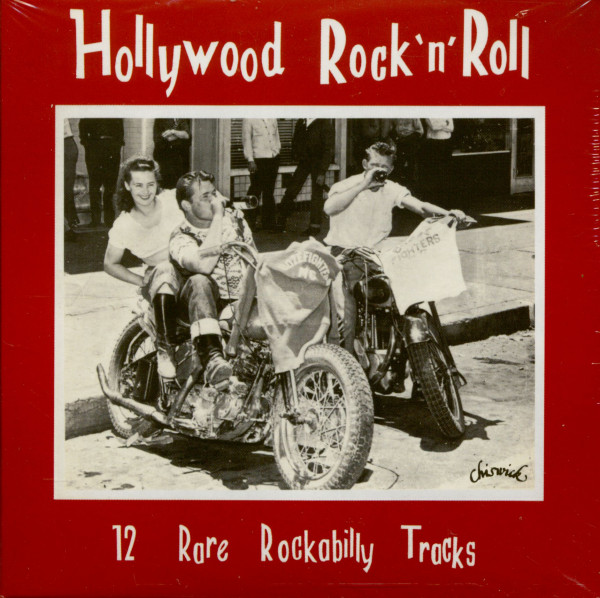 Hollywood Rock & Roll (CD)