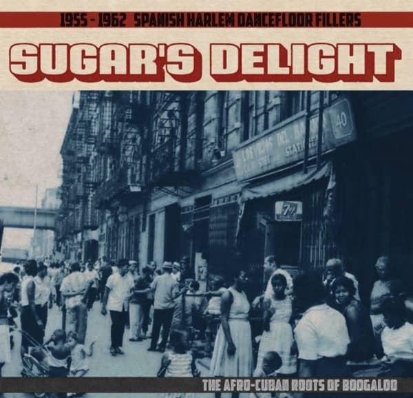 Sugar's Delight - Spanish Harlem Dancefloor Hits (LP)