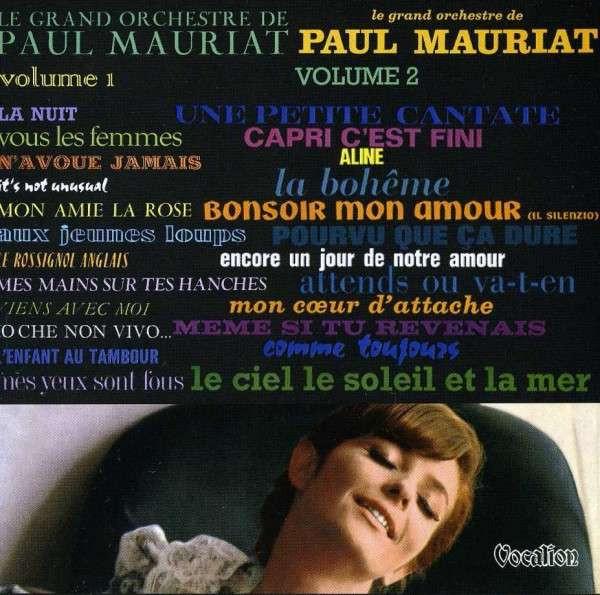 Le Grand Orchestre De Paul Mauriat Vol. 1 & 2