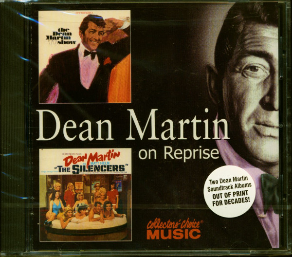 The Dean Martin TV Show - The Silencers (CD)