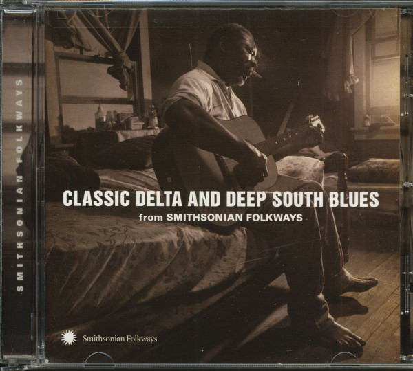 Classic Delta And Deep South Blues (CD)
