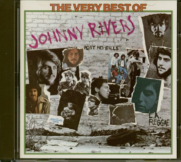 The Very Best Of Johnny Rivers (CD)
