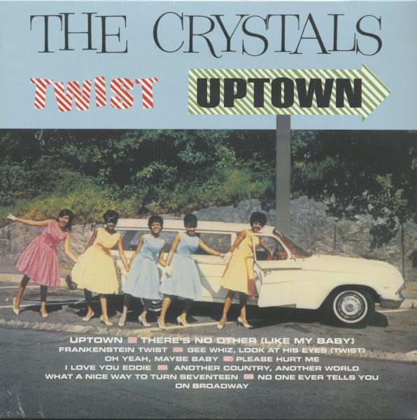 Twist Uptown (LP)