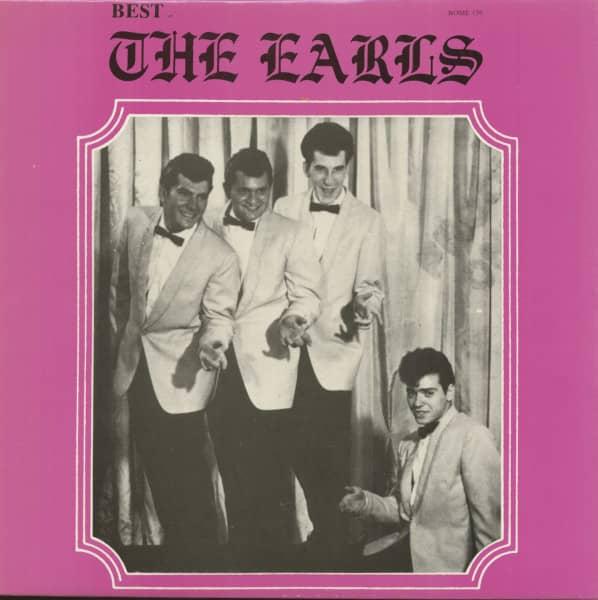Best Of The Earls (LP)