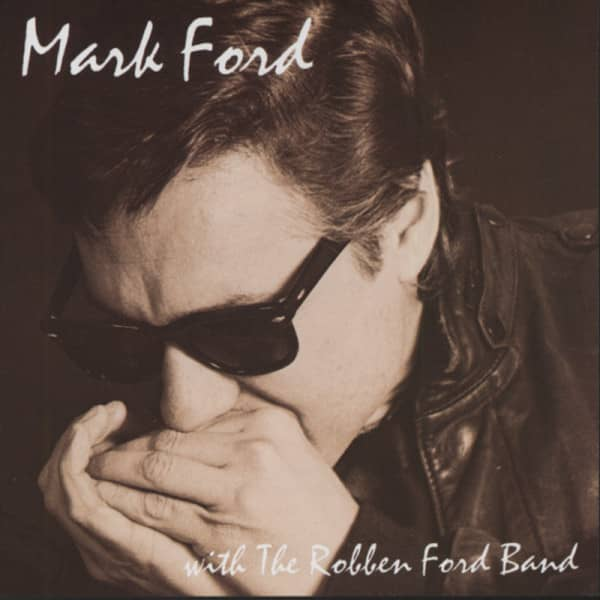 With The Robben Ford Band (CD)