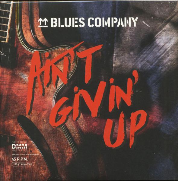 Ain't Givin' Up (2-LP, 45rpm, 180g Vinyl)