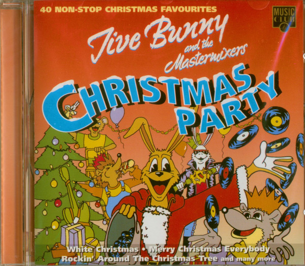 Christmas Party (CD)