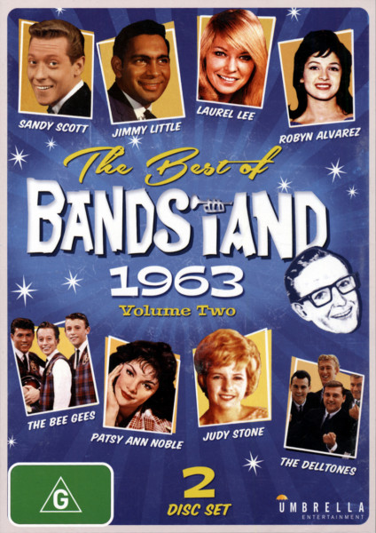 The Best Of Bandstand, Vol.2 1963 (2-DVD) (0)