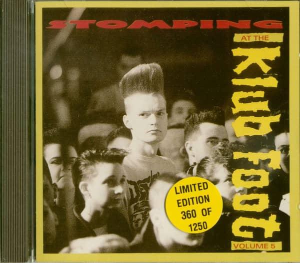 Stomping At The Klub Foot Vol.5 (CD)