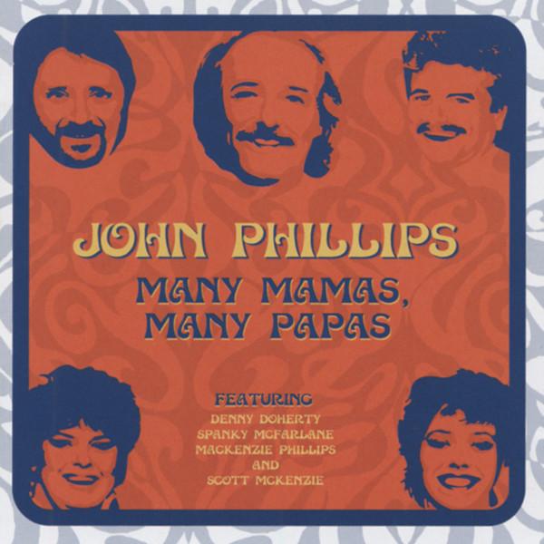 Many Mamas, Many Papas (2-CD)