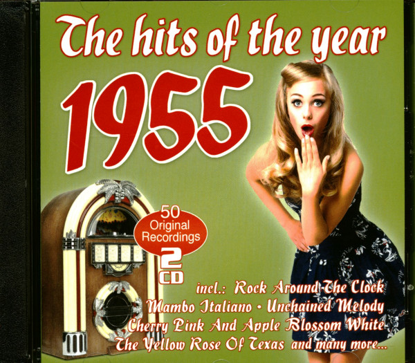 The Hits Of The Year 1955 (2-CD)