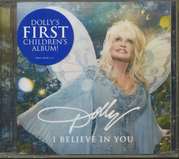 I Believe In You (CD)